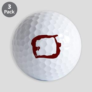 Women's Balancing Golf Balls