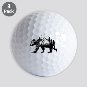 Bear Woods Golf Ball