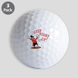 Step Ringmaster Golf Ball
