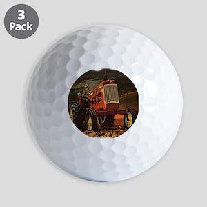 Rural America Golf Balls