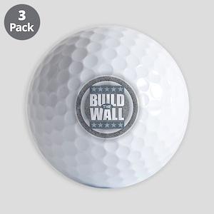 Build the Wall Golf Balls