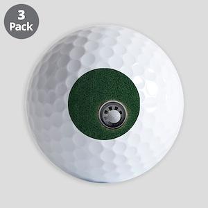 Golf Cup and Ball Golf Balls