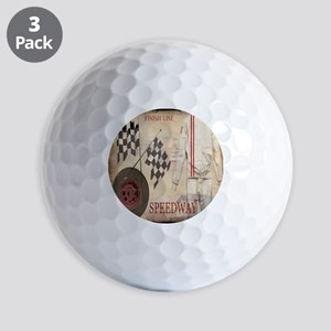 Speedway Golf Balls