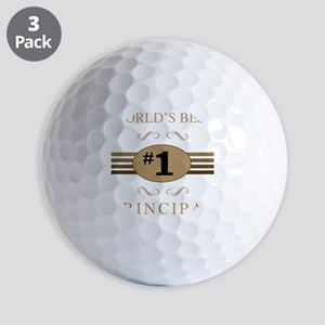 World's Best Principal Golf Balls