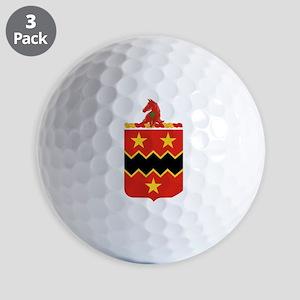 16th Field Artillery Golf Balls