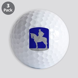 116th Infantry Brigade Combat Team Golf Balls