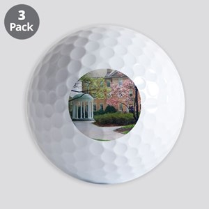 The Old Well Golf Balls