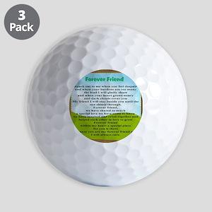 Friendship Golf Balls