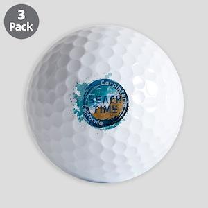 California - Carpinteria Golf Balls