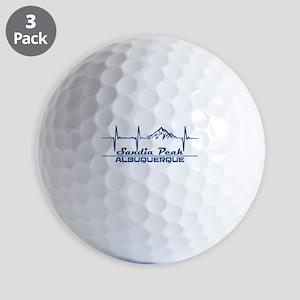 Sandia Peak - Albuquerque - New Mexic Golf Balls