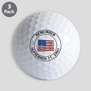 11 sept2111 Golf Balls