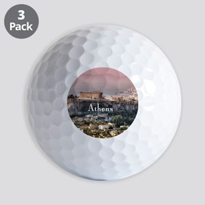 Athens Golf Balls