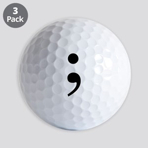 Semi Golf Ball