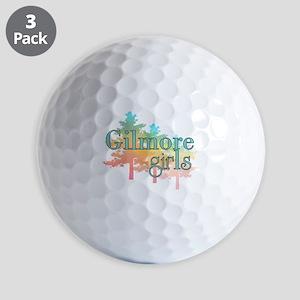 Gilmore Girls Golf Ball