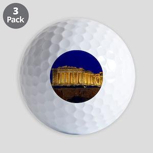 PARTHENON 2 Golf Balls