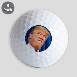 Donald Trump Golf Balls