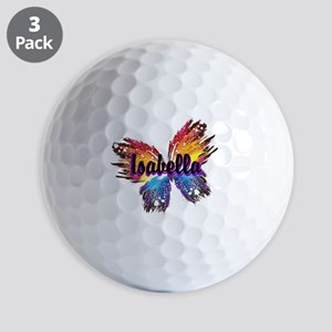 Personalize Butterfly Golf Ball