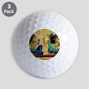 Egyptian Queens Golf Balls