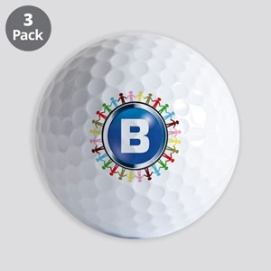 TBDA Wear Golf Ball