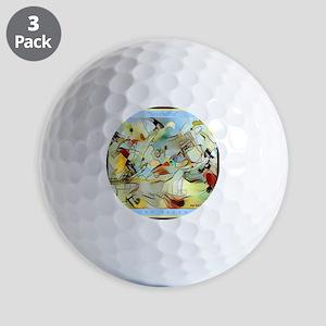 Seychelles Golf Ball