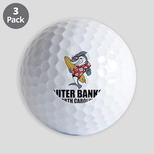 Outer Banks, North Carolina Golf Ball