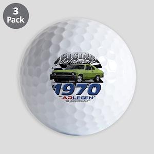 1970 Nova Golf Balls
