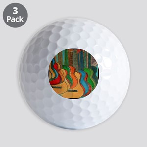 Strings Golf Balls