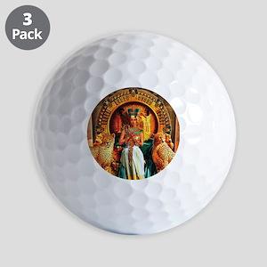 Queen Cleopatra Golf Balls