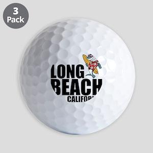 Long Beach, California Golf Ball