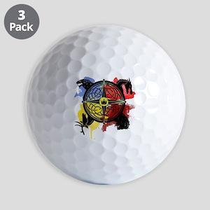 Game of Thrones Sigil Golf Ball