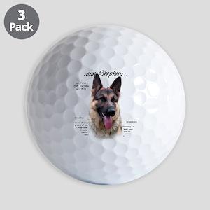 GSD Golf Balls