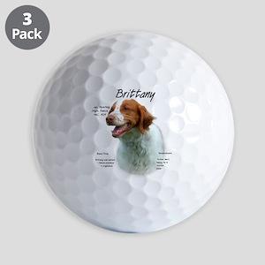 Brittany Golf Balls