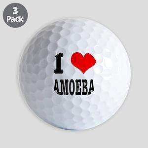 AMOEBA Golf Ball