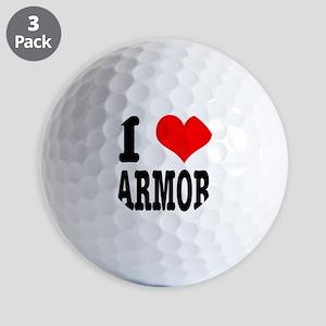 ARMOR Golf Ball