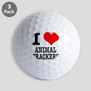 ANIMAL CRACKERS Golf Ball