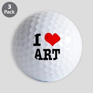 ART Golf Ball