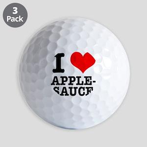 APPLESAUCE Golf Ball