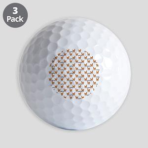 Llama Mania Golf Balls