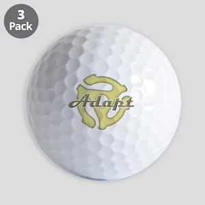 Adapt Golf Balls