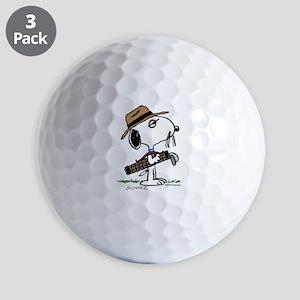 Spike Golf Ball