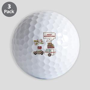 NEXTADVENTURE Golf Ball