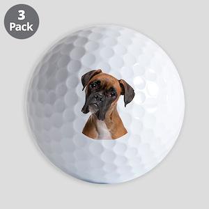 Boxer Golf Balls