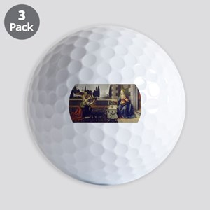 leonardo da vinci Golf Balls