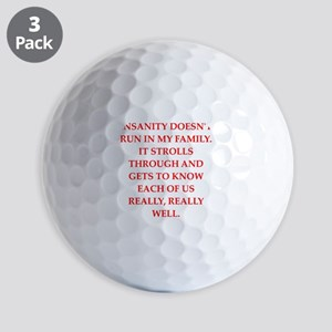 therapy Golf Balls