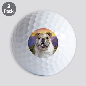 Bulldog Meadow Golf Balls