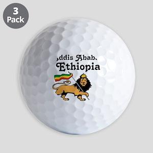 Addis Ababa, Ethiopia Golf Balls