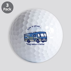 RVinggreat Golf Balls