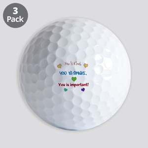 You is...design Golf Ball