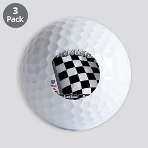 Original Automobile Legends Series Golf Ball