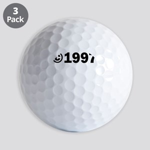 COPYRIGHT 1997 Golf Ball